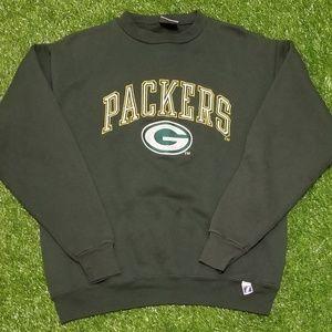 Vintage Greenbay Packers Sweatshirt